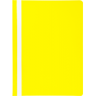 Скоросшиватель пластиковый  Buromax A4, желтый