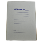 "Папка картонна А4 ""СПРАВА"" BM.3335"