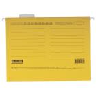 Файл подвесной картонный А4 BM.3350-08, желтый
