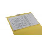 Файл подвесной картонный А4 BM.3350-11, оранжевый