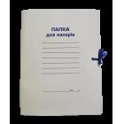 Папка картонна на зав'язках А4 BM.3357
