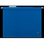 Файл подвесной пластиковый А4 BM.3360-02, синий