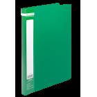 Папка скоросшиватель A4 Buromax, зеленая
