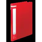 Папка скоросшиватель A4 Buromax, красная