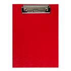 Планшет Buromax А5, красный