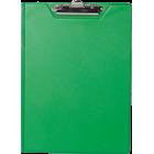 Папка-планшет Buromax А4, зелений