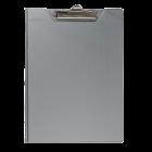 Папка-планшет Buromax А4, серый
