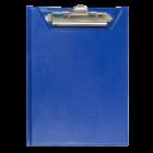 Папка-планшет Buromax А5, темно-синий