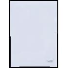 Папка-уголок 180мкм А4 Buromax, прозрачная