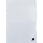 Папка-обложка (для каталогов) 170мкм А4 Buromax, прозрачная