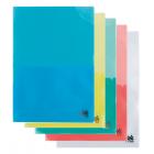 Папка-обложка (для каталогов) 170мкм А4 Buromax, ассорти