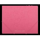 Папка на резинках А5 Barocco BM.3902-10, розовая