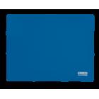 Папка на резинках А4 пластиковая BM.3911, синяя