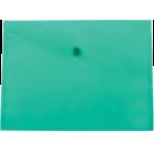 Папка-конверт на кнопке А5 BM.3936-06, бирюзовая