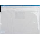 Папка-конверт на молнии А4 BM.3946-02, синяя