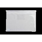 Папка-конверт на молнии А4 BM.3946-12, белая
