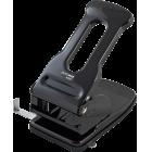 Діркопробивач Buromax BM.4081 (70 аркушів), чорний