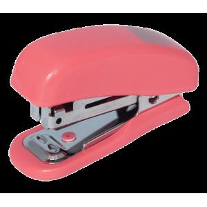 Степлер Buromax BM.4125 Мини, розовый