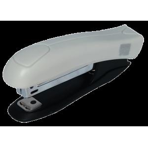 Степлер Buromax BM.4126, серый
