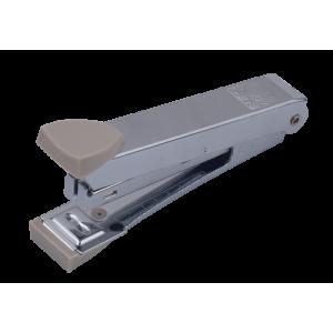 Степлер Buromax BM.4152, серый