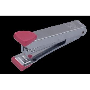 Степлер Buromax BM.4152, розовый