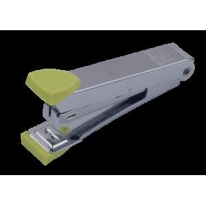 Степлер Buromax BM.4152, зеленый