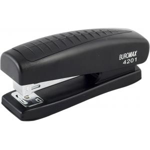 Степлер Buromax BM.4201, черный