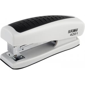Степлер Buromax BM.4201, сірий
