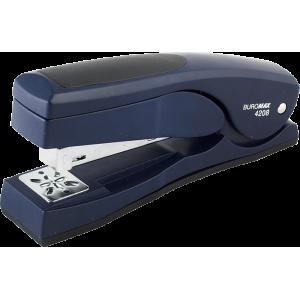 Степлер Buromax BM.4208 с поворотным рычагом, синий