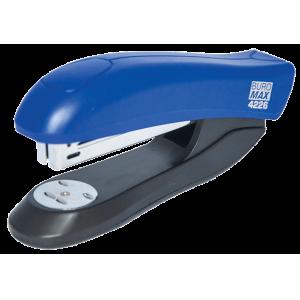 Степлер Buromax BM.4226, синій