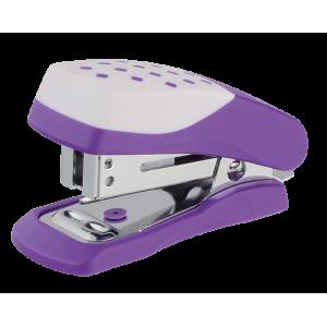 Степлер Buromax BM.4232, фіолетовий