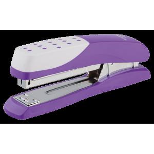 Степлер Buromax BM.4233, фіолетовий
