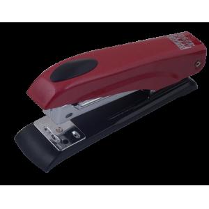Степлер Buromax BM.4250, червоний