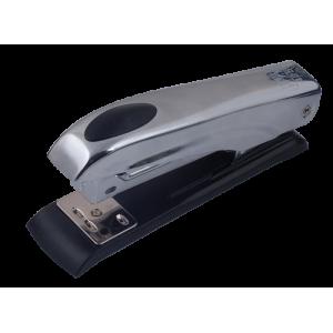 Степлер Buromax BM.4250, серебряный