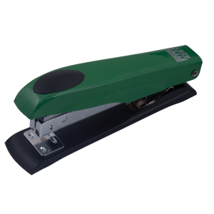 Степлер Buromax BM.4251, зеленый