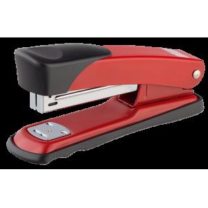 Степлер Buromax BM.4256, красный