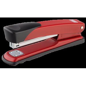 Степлер Buromax BM.4257, червоний