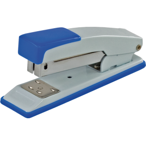 Степлер Buromax BM.4258, синий