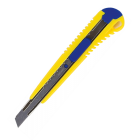 Нож канцелярский 9мм BM.4602