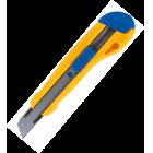 Нож канцелярский 18мм BM.4617