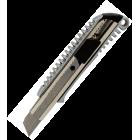 Нож канцелярский металлический 18мм BM.4620
