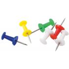 Кнопки-гвоздики цветные 25 шт.