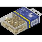 Кнопки золотистые 100 шт. (BM.5175)