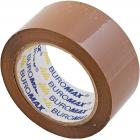 Скотч упаковочный 48мм x 66м х 45мкм коричневый
