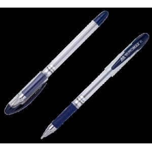 Ручка масляная MaxOFFICE, 0,7 мм синяя (BM.8352-01)