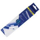 Набор: 6 графитовых карандаша «PROFESSIONAL»с ластиком BM.8564 Buromax