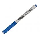 Маркер для CD-DVD BuroMax 0,6мм синий