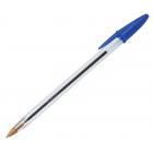 Ручка кулькова Bic Cristal синя