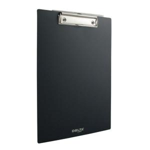 Планшет пластиковый D2510-01, А4, черный