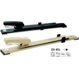 Степлер Kangaro DS-45L (А3) удлиненный, ассотри